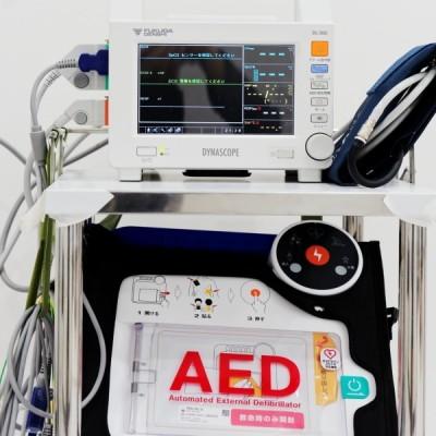 生体情報モニター・AED